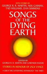 Songs of the Dying Earth: Stories in Honour of Jack Vance - фото обкладинки книги