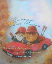 Сонячні дні домовичка Мелетія - фото обкладинки книги