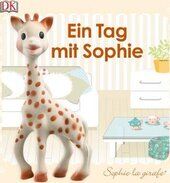 Sophie la girafe - Ein Tag mit Sophie - фото обкладинки книги