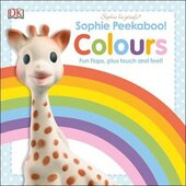 Sophie Peekaboo! Colours : Fun Flaps, plus Touch and Feel! - фото обкладинки книги