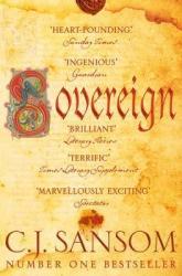 Sovereign - фото обкладинки книги