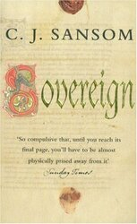 Sovereign. Book 3 - фото обкладинки книги