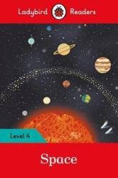 Space - Ladybird Readers Level 4 - фото обкладинки книги