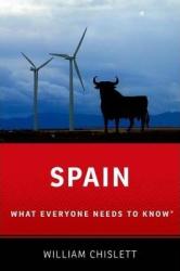 Spain: What Everyone Needs to Know - фото обкладинки книги