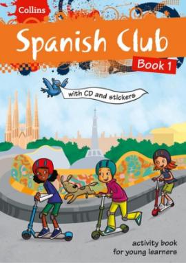 Spanish Club: Book 1 - фото книги