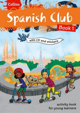Spanish Club: Book 1 - фото книги