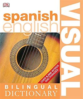 Книга Spanish English Bilingual Visual Dictionary
