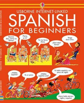 Spanish For Beginners - фото книги