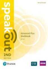 Speak Out 2nd Edition Advanced Plus. Workbook With Key - фото обкладинки книги