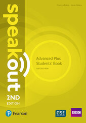 Speak Out 2nd Edition Advanced. Students'Book and DVD-ROM Pack - фото обкладинки книги
