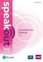 Speak Out 2nd Edition Intermediate Plus. Workbook With Key - фото обкладинки книги