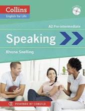 Speaking : A2 - фото обкладинки книги