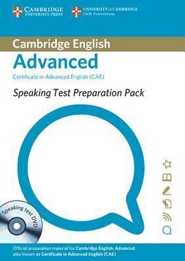 Speaking Test Preparation Pack for CAE: Paperback with DVD - фото книги