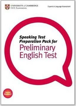Speaking Test Preparation Pack for PET: Paperback with DVD - фото книги