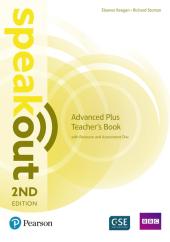 Speakout 2nd Edition Advanced Plus Teacher's Book with CD - фото обкладинки книги