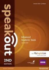 SpeakOut 2nd Edition Advanced Student Book + DVD + MEL - фото обкладинки книги