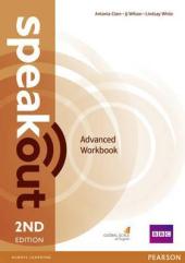 SpeakOut 2nd Edition Advanced Workbook without Key (робочий зошит) - фото обкладинки книги