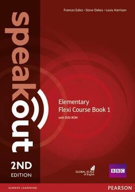SpeakOut 2nd Edition Elementary Split book 1 Student Book + DVD + Key - фото книги