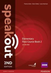 SpeakOut 2nd Edition Elementary Split book 2 Student Book + DVD+ Key - фото обкладинки книги