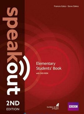 SpeakOut 2nd Edition Elementary Student Book + DVD - фото книги