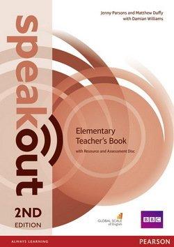 SpeakOut 2nd Edition Elementary Teacher's Book+ CD - фото книги
