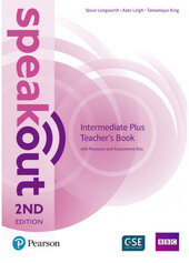 Speakout 2nd Edition Intermediate Plus Teacher's Book withCD - фото обкладинки книги