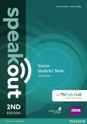 SpeakOut 2nd Edition Starter Student Book + DVD+ MEL (підручник) - фото обкладинки книги