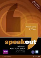 SpeakOut Advanced Split book 1 Pack (підручник) - фото обкладинки книги