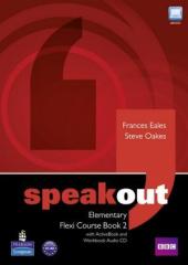 SpeakOut Elementary Split book 2 Pack (підручник) - фото обкладинки книги