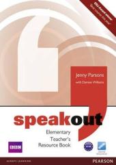 SpeakOut Elementary Teacher's Book(книга вчителя) - фото обкладинки книги