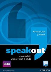 SpeakOut Intermediate Active Teach (інтерактивний курс) - фото обкладинки книги