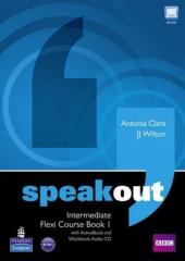 SpeakOut Intermediate Split book 1 Pack (підручник) - фото обкладинки книги