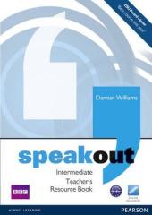 SpeakOut Intermediate Teacher's Book(книга вчителя) - фото обкладинки книги
