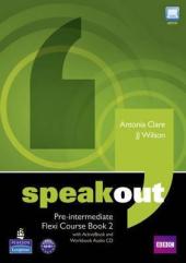 SpeakOut Pre-Intermediate Split book 2 Pack (підручник) - фото обкладинки книги