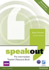 SpeakOut Pre-Intermediate Teacher's Book(книга вчителя) - фото обкладинки книги