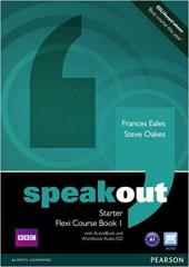 SpeakOut Starter Split book 1 Pack (підручник) - фото обкладинки книги