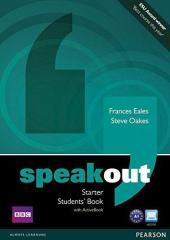 SpeakOut Starter Student Book + DVD(підручник) - фото обкладинки книги