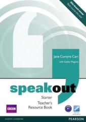 SpeakOut Starter Teacher's Book(книга вчителя) - фото обкладинки книги
