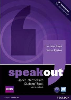 SpeakOut Upper-Intermediate Student Book + DVD(підручник) - фото книги