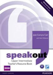 SpeakOut Upper-Intermediate Teacher's Book(книга вчителя) - фото обкладинки книги