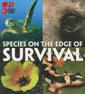 Species on the Edge of Survival : 365 of the World's Most at Risk Species - фото обкладинки книги