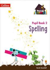 Spelling Year 2. Pupil Book - фото обкладинки книги