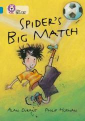 Spider's Big Match - фото обкладинки книги