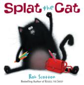 Splat Says Thank You! - фото обкладинки книги
