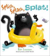 Splish, Splash, Splat! - фото обкладинки книги