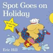 Spot Goes on Holiday - фото обкладинки книги