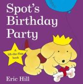 Spot's Birthday Party - фото обкладинки книги