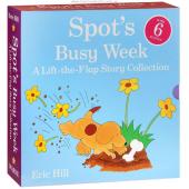 Spot's Busy Week - фото обкладинки книги