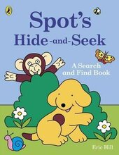 Spot's Hide-and-Seek: A Search and Find Book - фото обкладинки книги