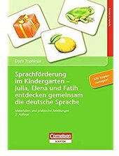 Sprachfrderung im Kindergarten (картки наочності) - фото обкладинки книги
